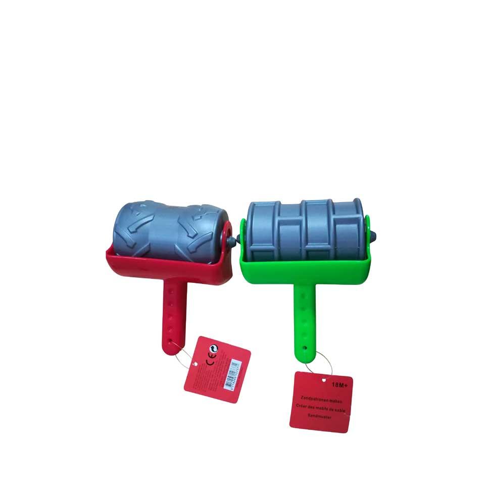 Zandpatroon roller