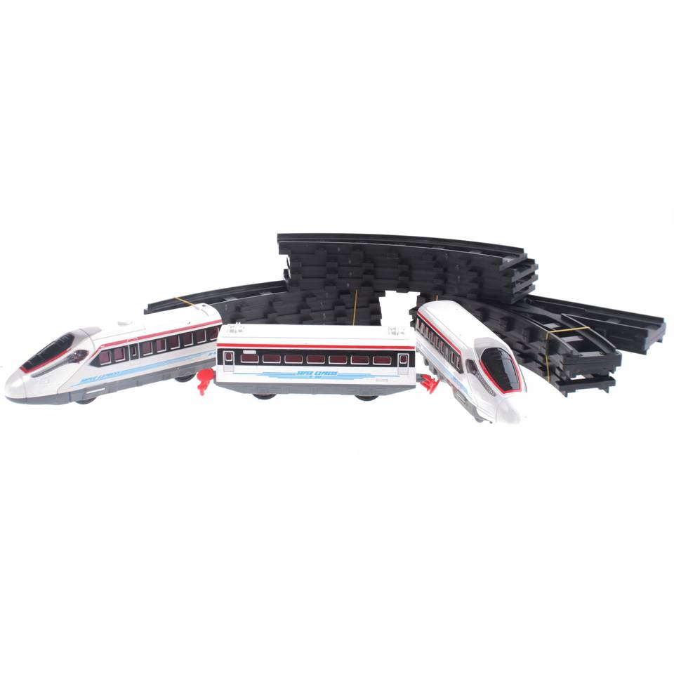 Toi-toys modeltrein train express super