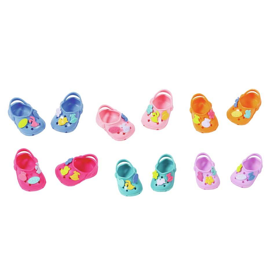BABY born schoenen met pins