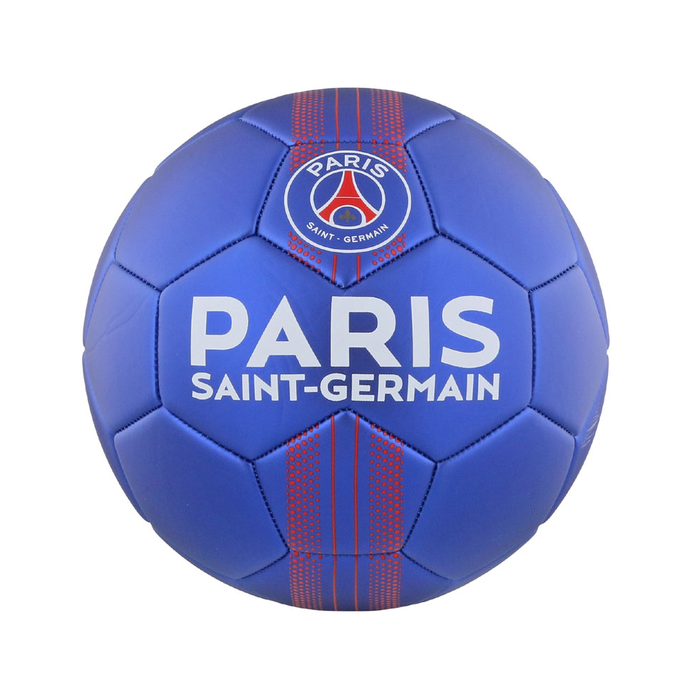 PSG metallic bal Paris - blauw