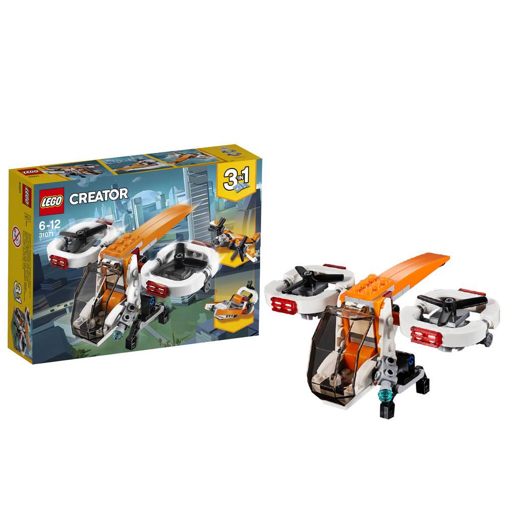 LEGO Creator droneverkenner 31071