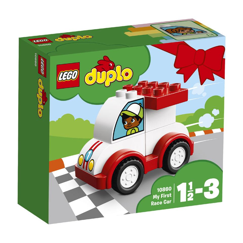 LEGO DUPLO mijn eerste racewagen 10860