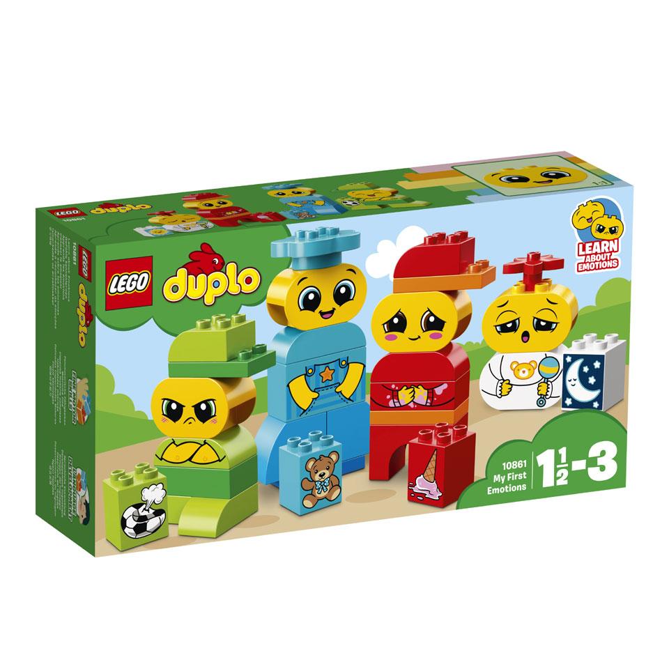 LEGO DUPLO mijn eerste emoties 10861