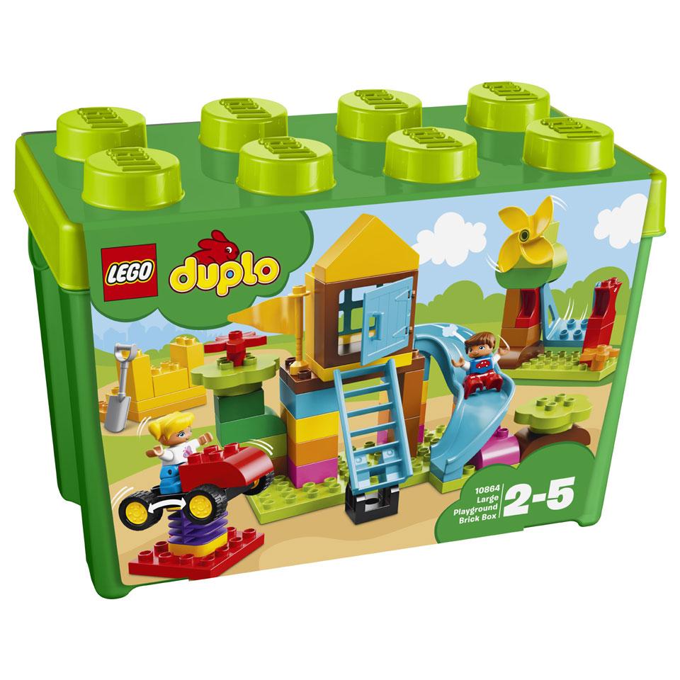 LEGO DUPLO grote speeltuin opbergdoos 10864