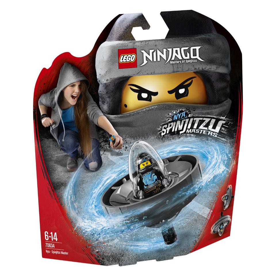 LEGO Ninjago Nya Spinjitzumeester 70634