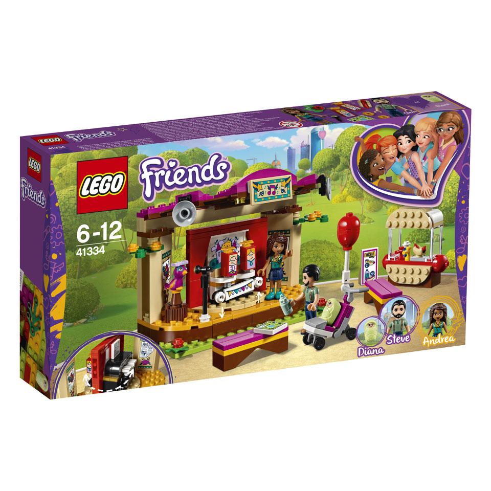 LEGO Friends Andrea's parkprestaties 41334