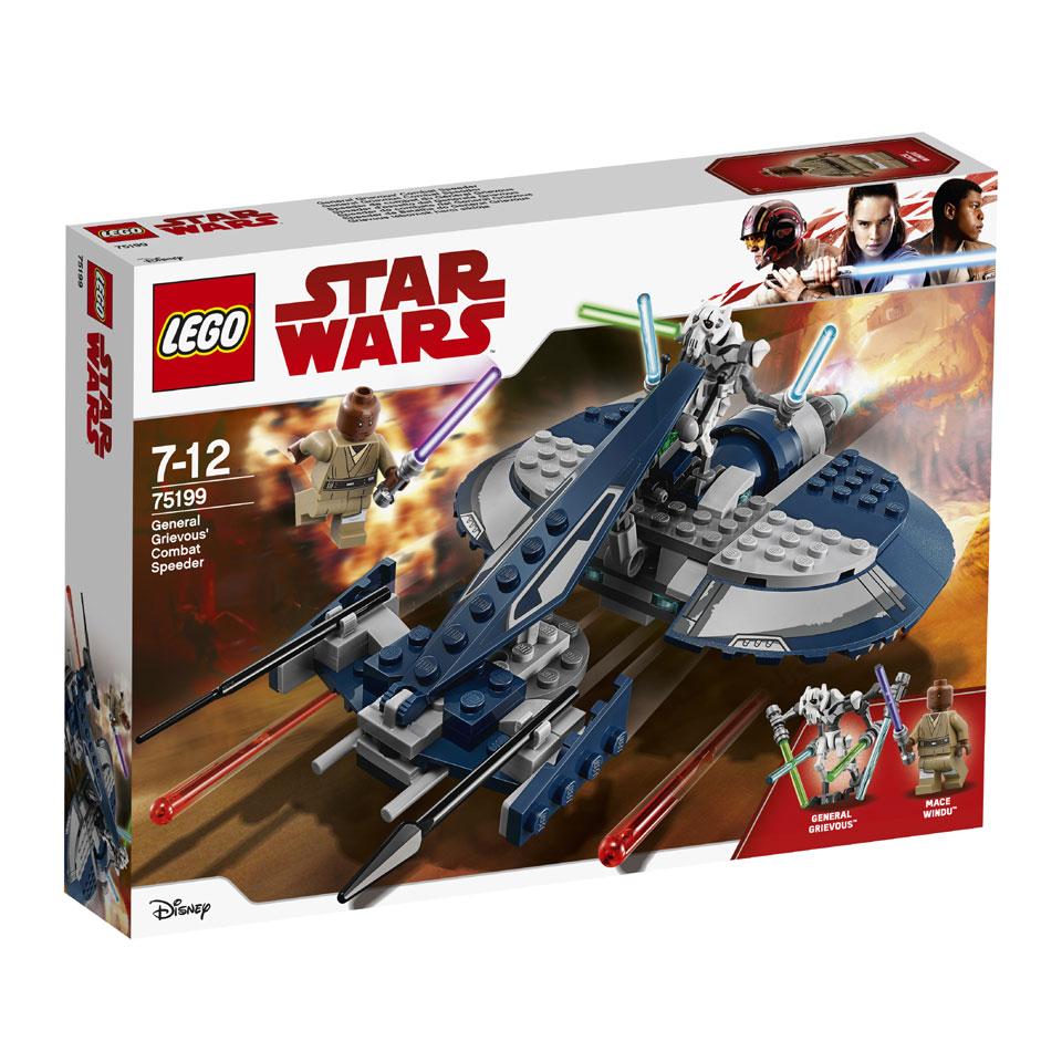LEGO Star Wars gevechtsspeeder van General Grievous 75199