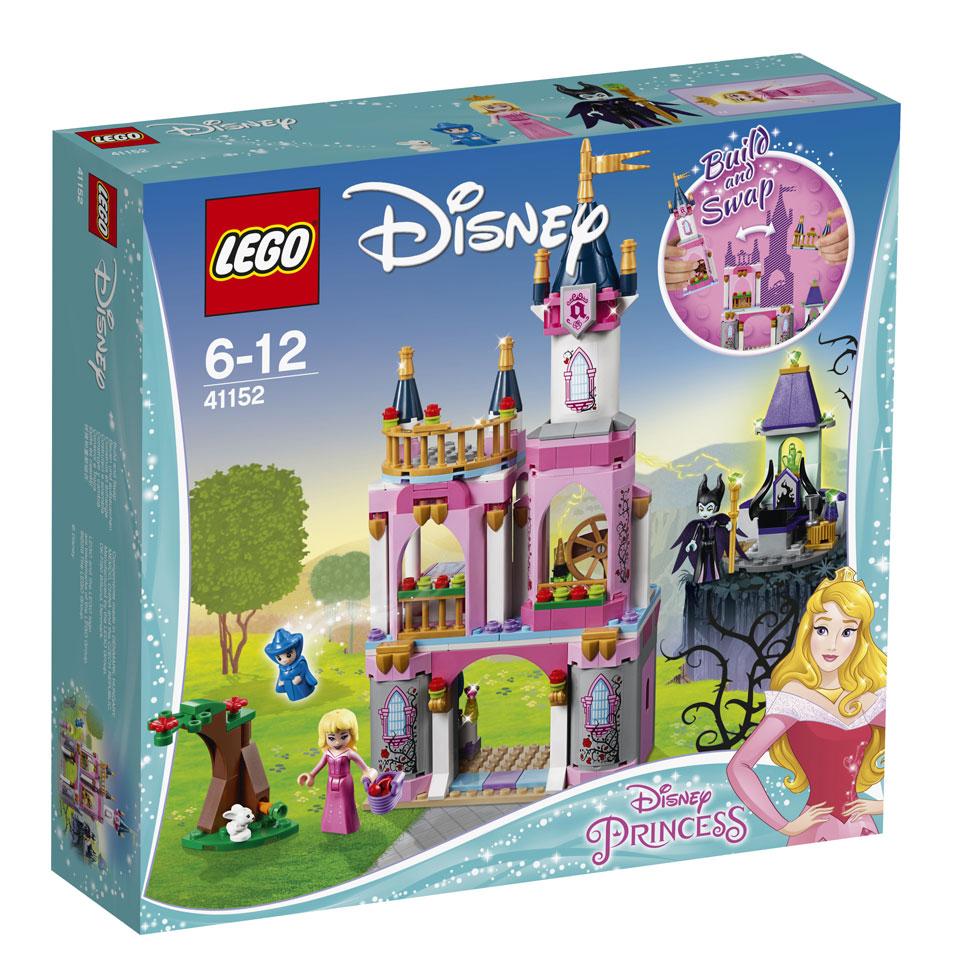 LEGO Disney Princess sprookjeskasteel van Doornroosje 41152