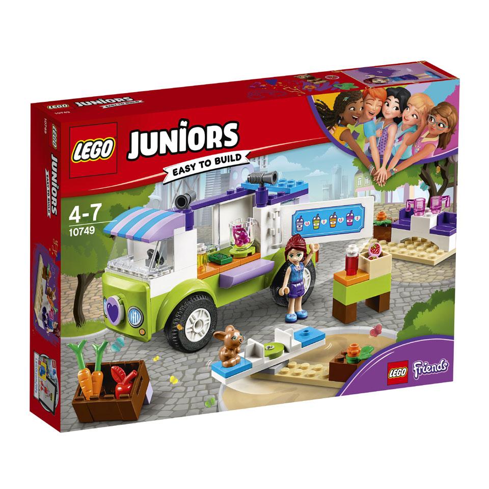 LEGO Juniors Mia's biologische voedselmarkt 10749