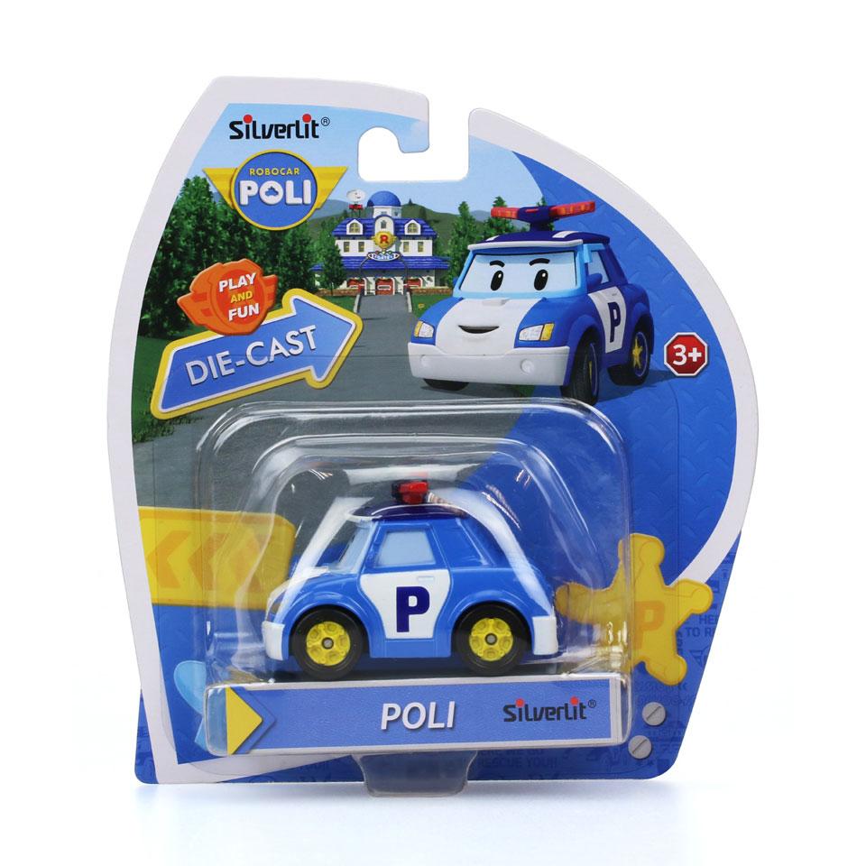 Robocar Poli die-cast Poli