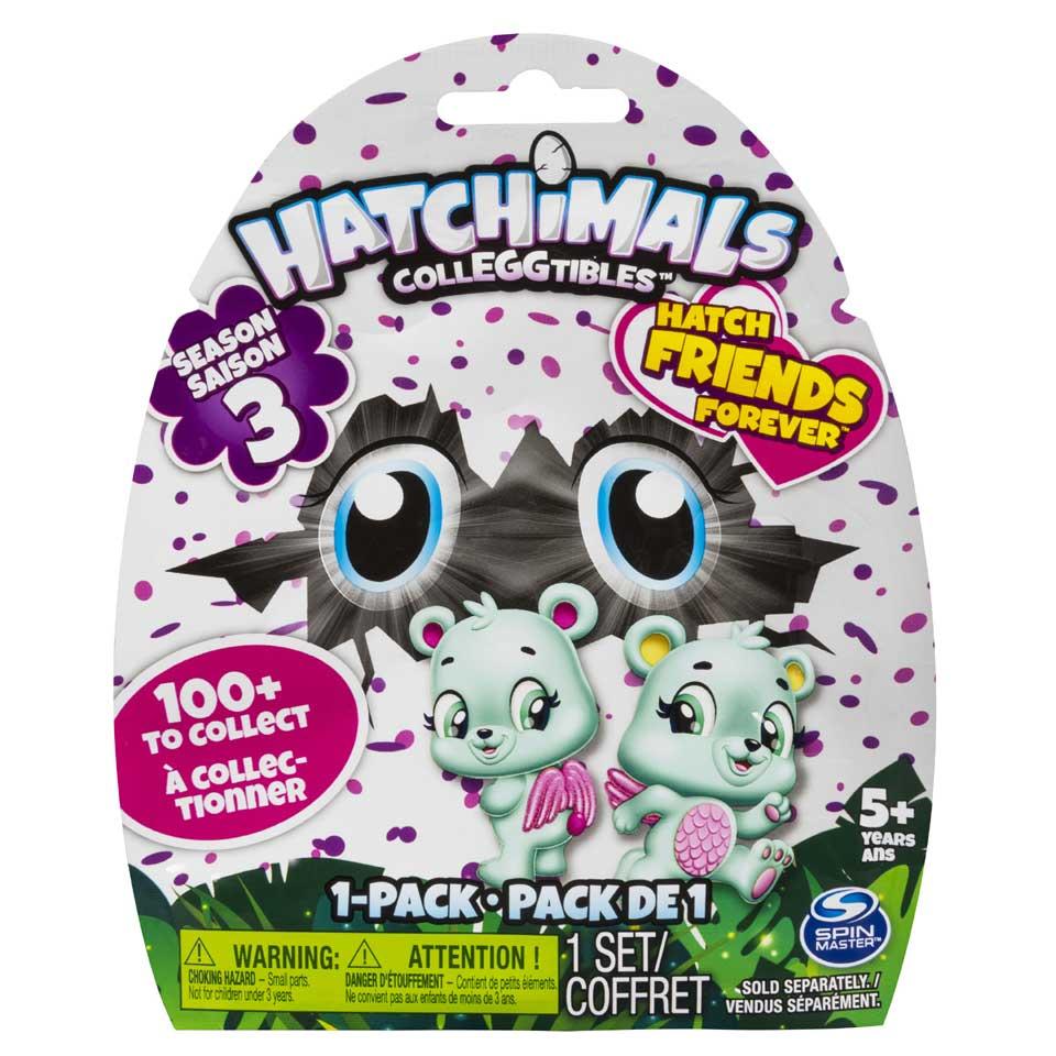 Hatchimals CollEGGtibles Season 3 - 1 pack