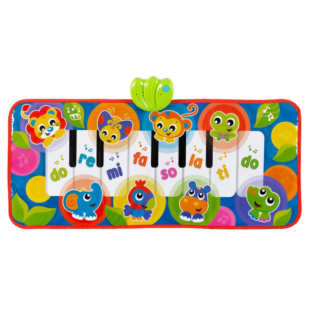 Playgro muzikale jungle piano speelmat