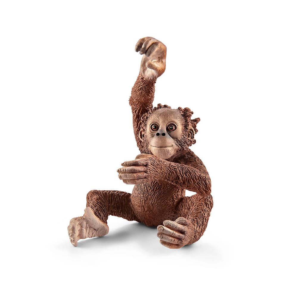 Schleich figuur jonge orang-oetan 14776