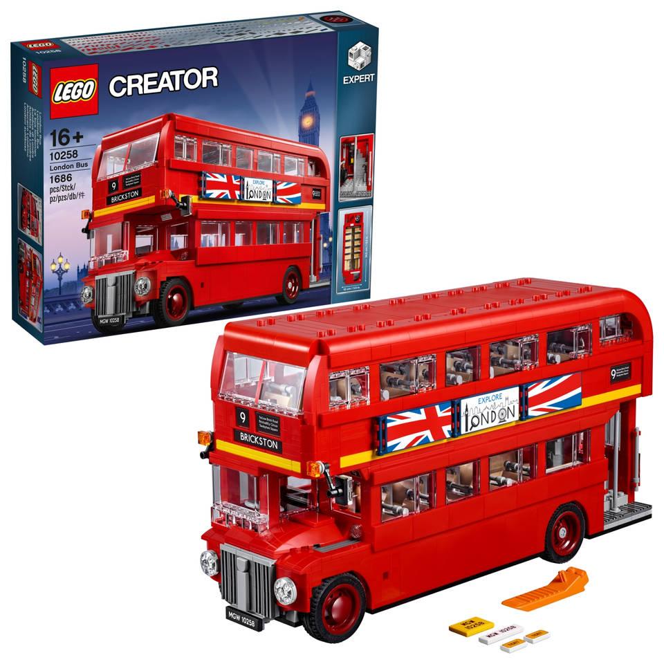 LEGO Creator London bus 10258