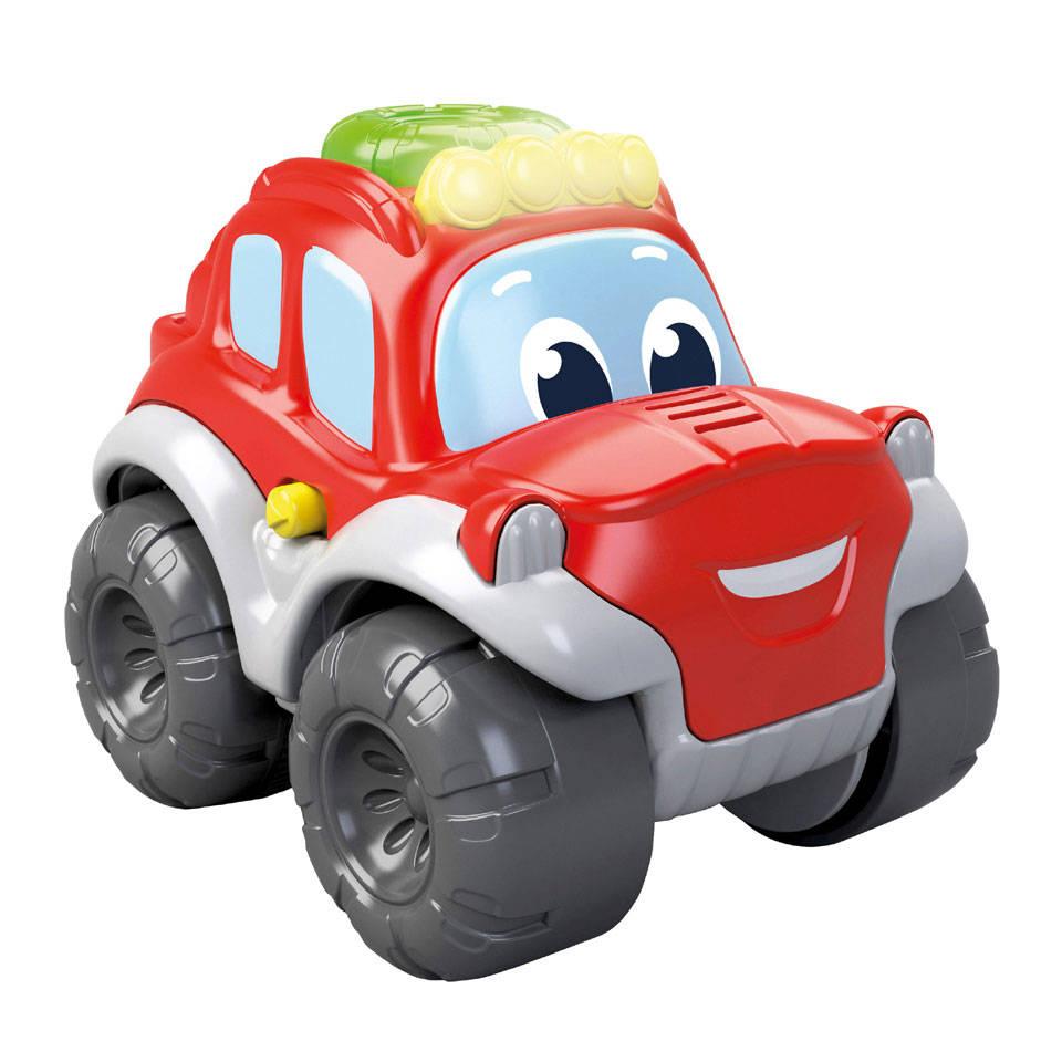 Clementoni Jeep met terugtrap functie