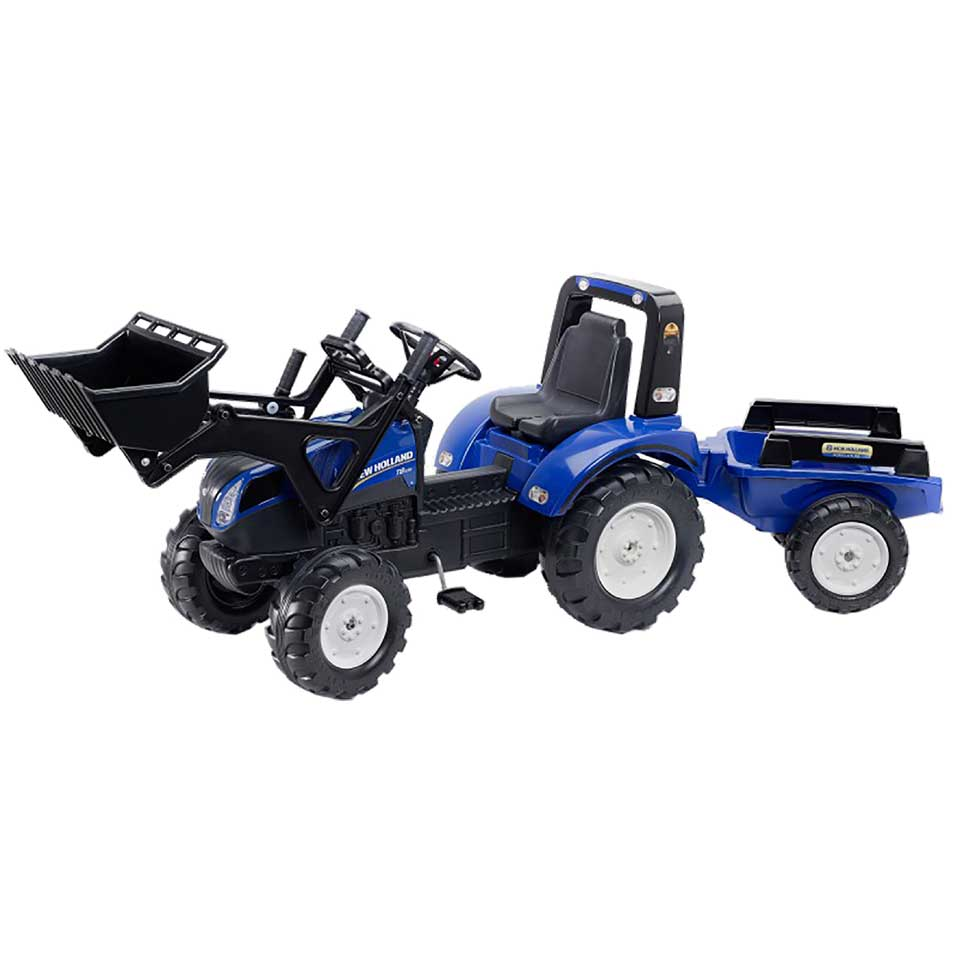 Falk New Holland tractor - 195 cm