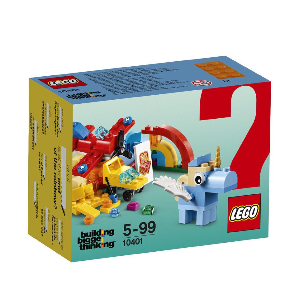LEGO Building Bigger Thinking regenboogplezier 10401