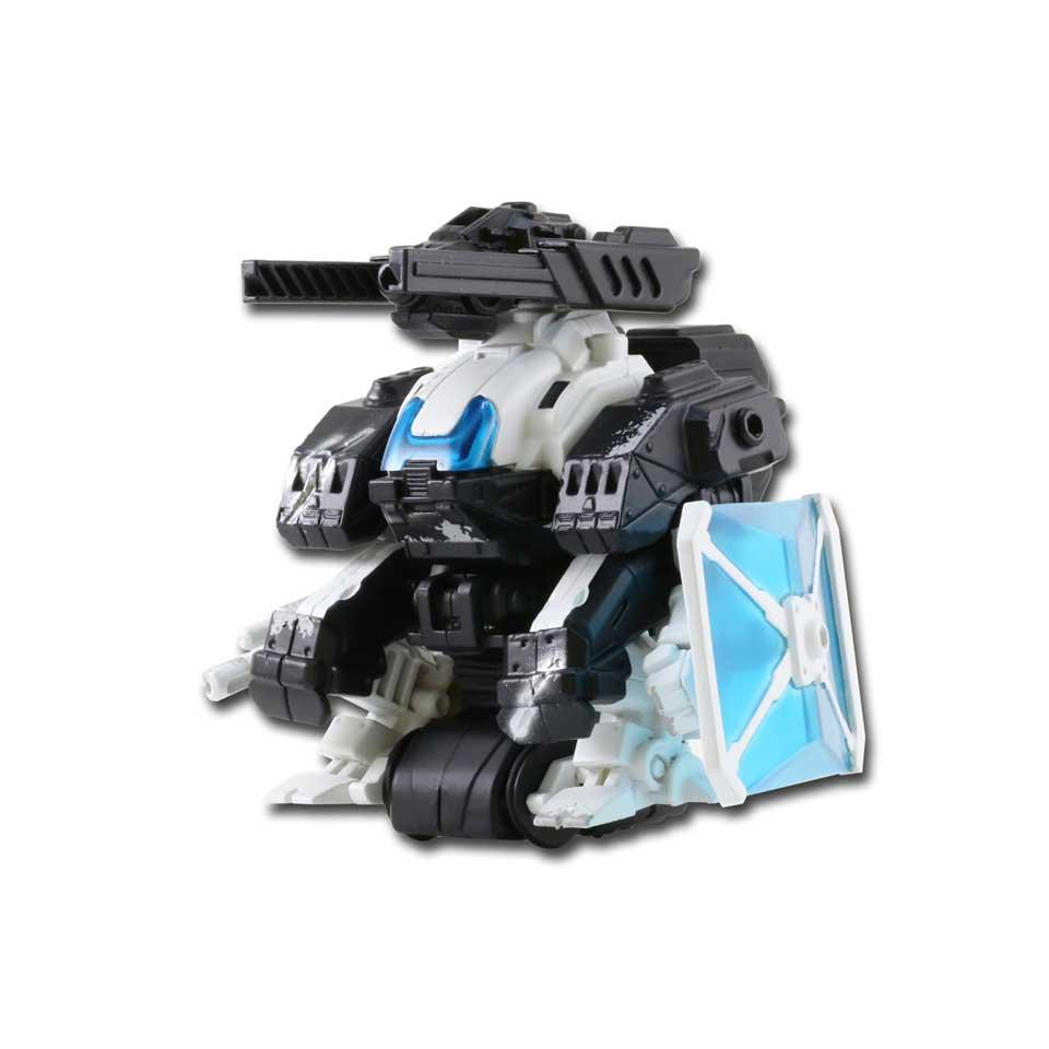 Tekforce robot Lawman