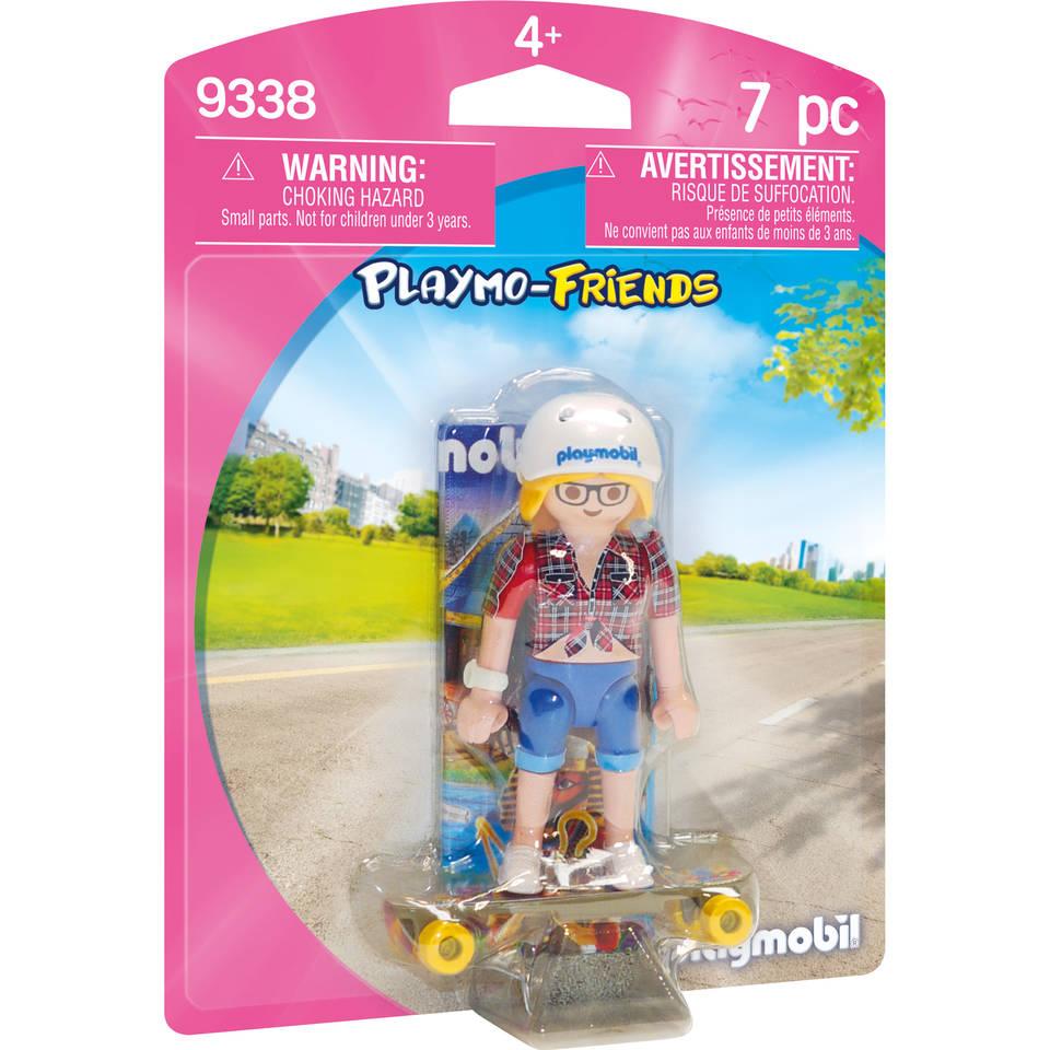 PLAYMOBIL Playmo-Friends longboard skater 9338