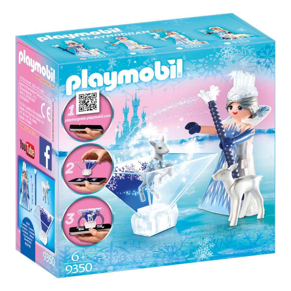 PLAYMOBIL Princess Prinses IJskristal 9350