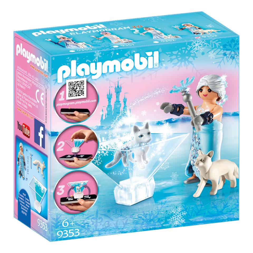 PLAYMOBIL Prinses Winterbloesem 9353