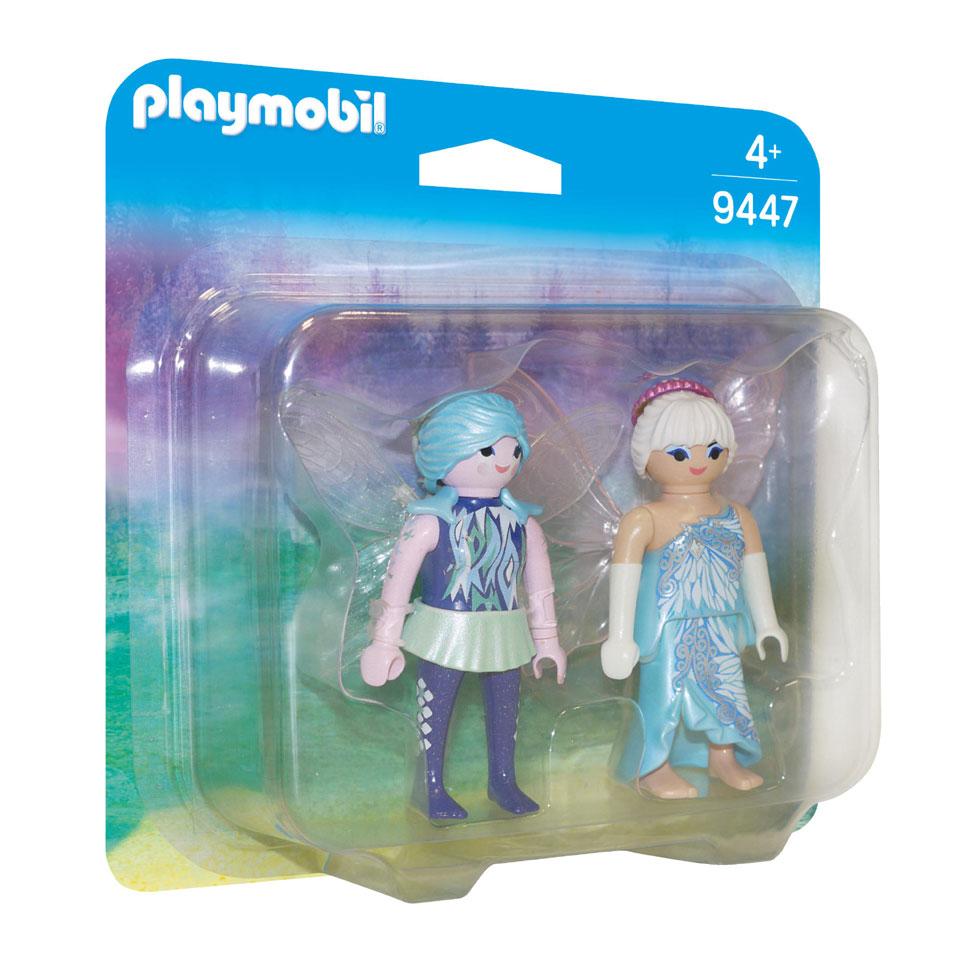 PLAYMOBIL DuoPack winterelfen 9447