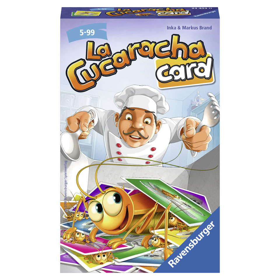 Ravensburger La Cucaracha kaartspel