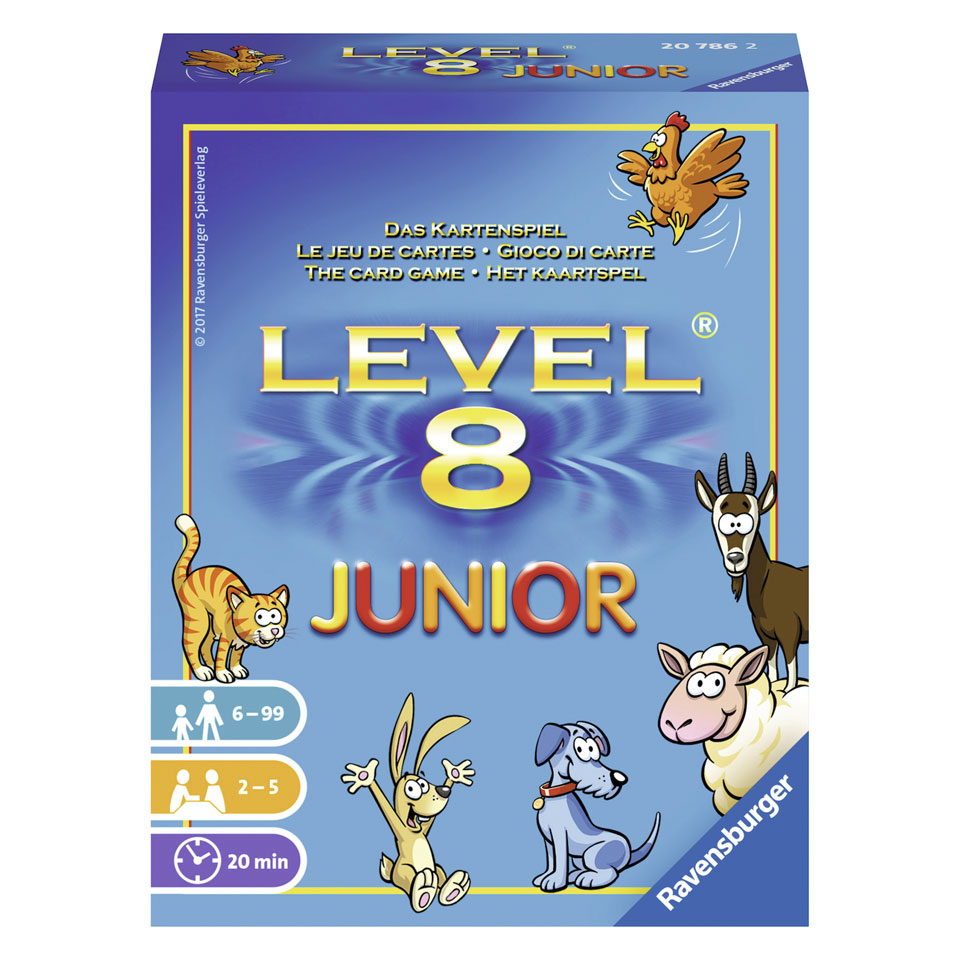 Ravensburger Level 8 junior