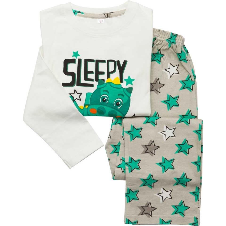 Pyjama met draak - maat 86/92