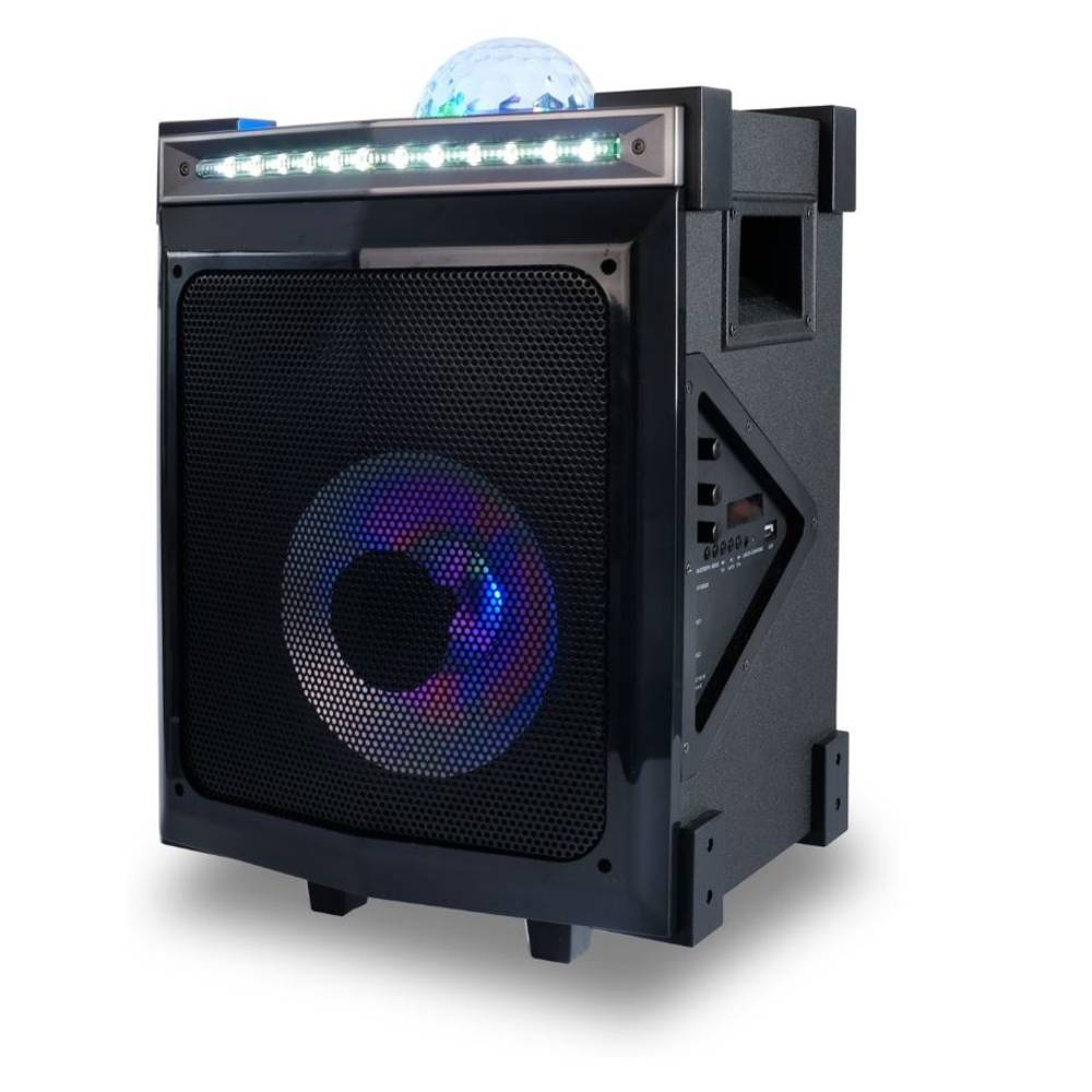 Noonday Party Trolly Bluetooth speaker met licht