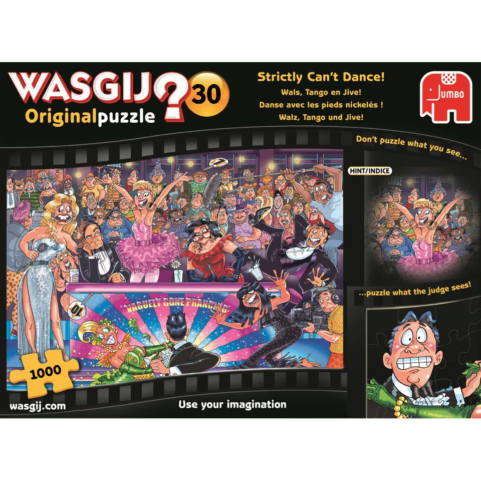 Jumbo Wasgij Original 30 puzzel Wals, Tango en Jive! - 1000 stukjes