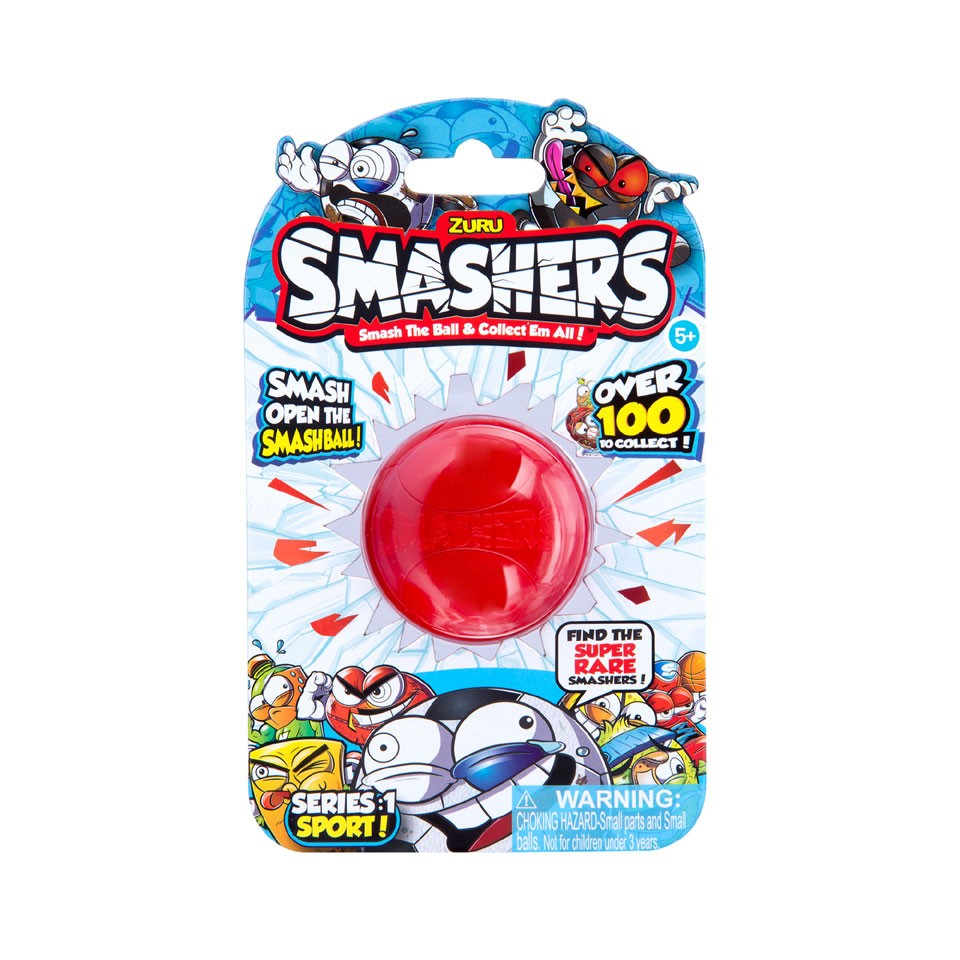 Smashers Collectables figuur