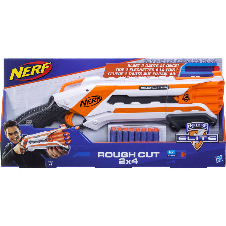NERF N-strike Elite Rough Cut
