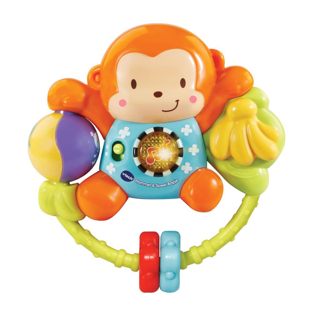 VTech Baby Rammel & Speel aapje