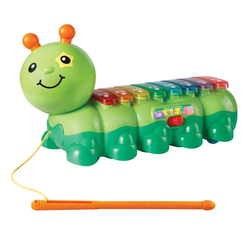 VTech zing en leer xylofoon rups
