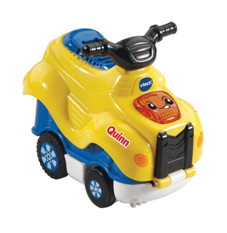 VTech Toet Toet Auto's Quinn Quad