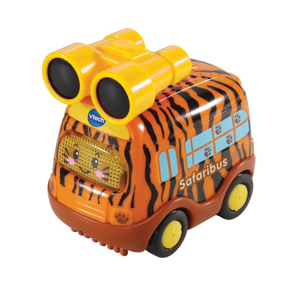 VTech Toet Toet Auto's Siem Safaribus