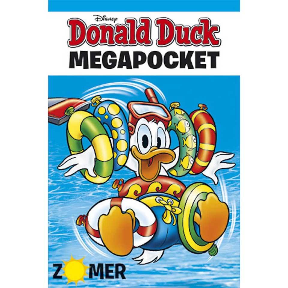 Donald Duck zomer megapocket
