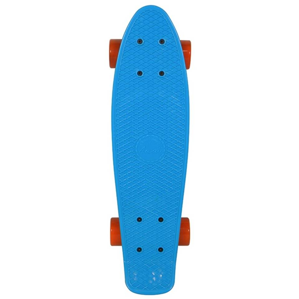Move skateboard vintage - 57 cm - blauw