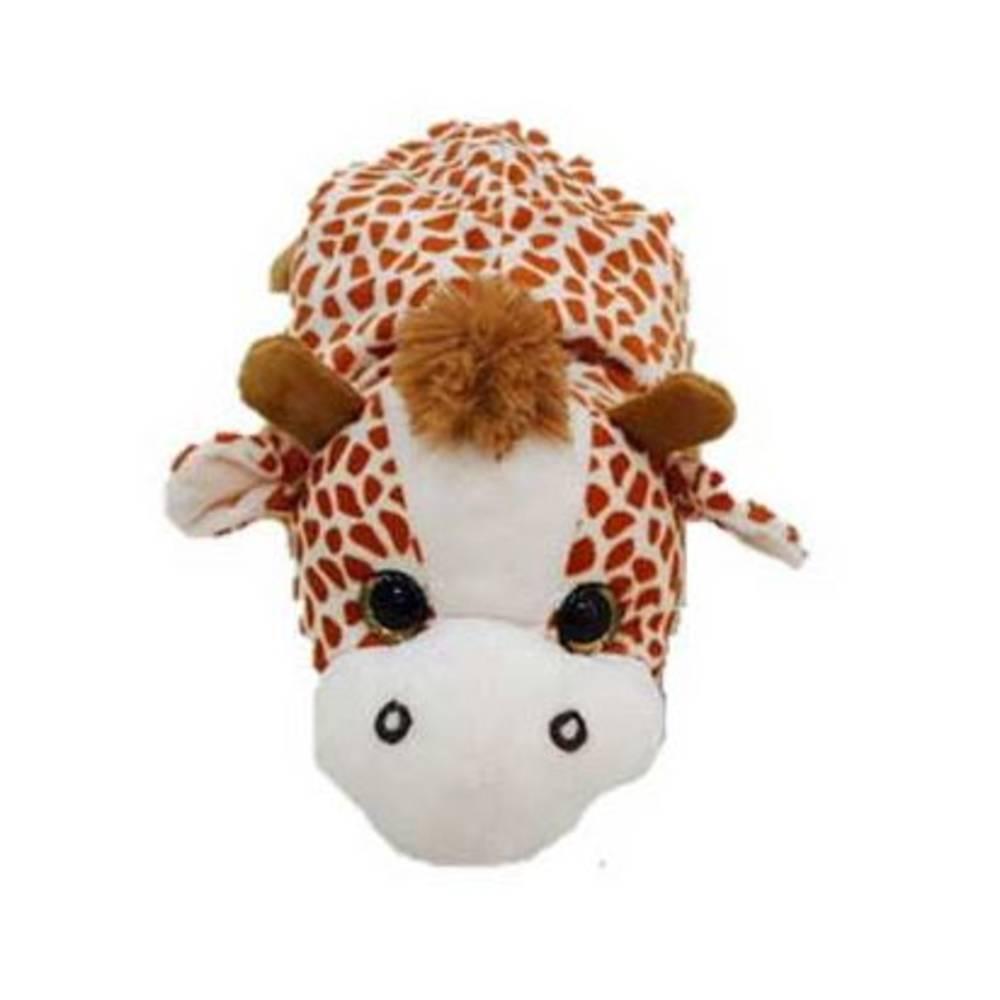 Omdraai pluchen knuffel eenhoorn/giraf
