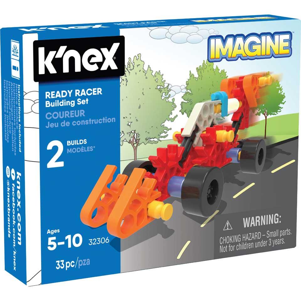 K'NEX bouwset raceauto