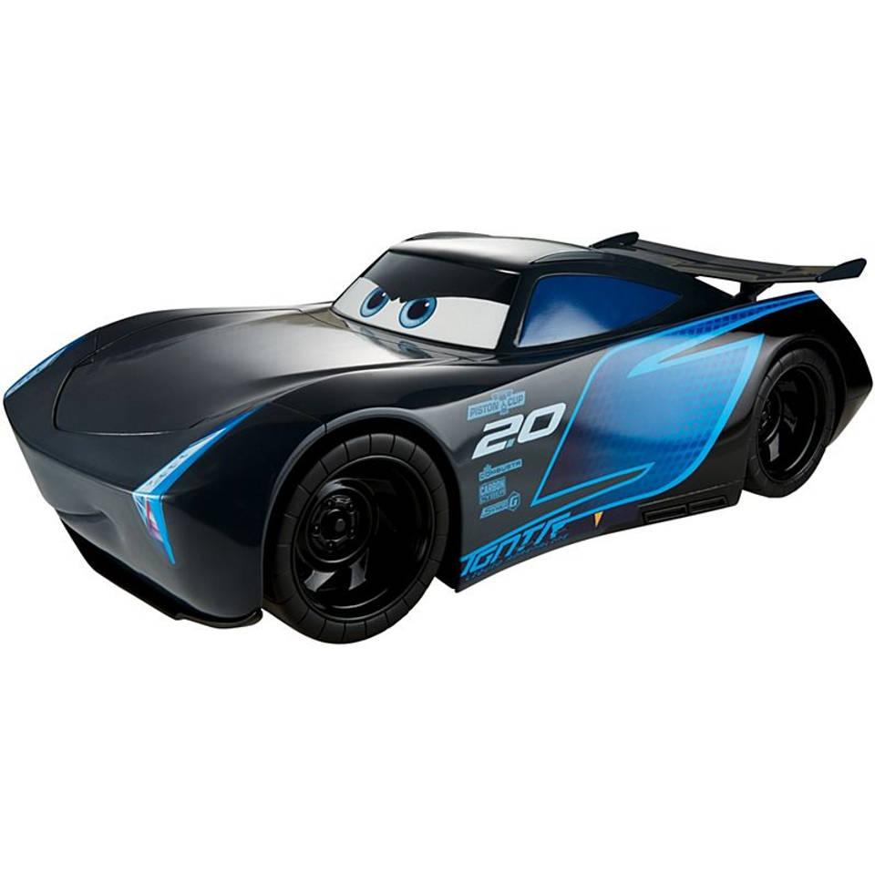 Disney Cars 3 auto Jackson Storm - 50 cm