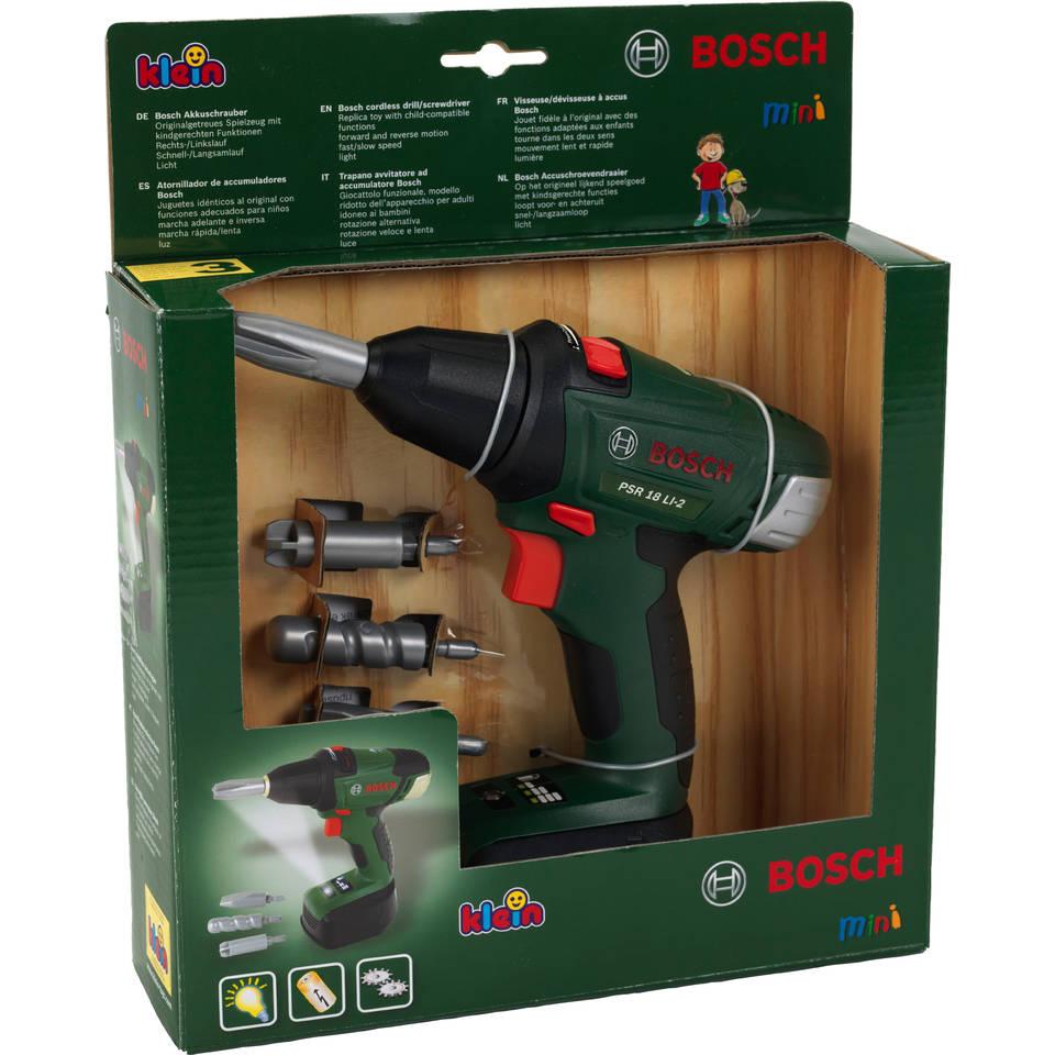 Bosch speelgoed accuschroefboormachine