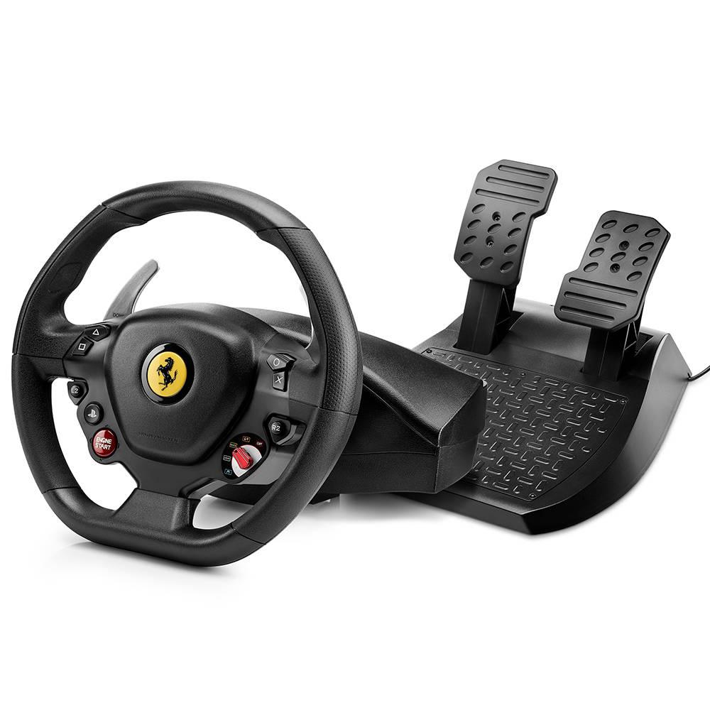 T80 Ferrari 488 GTB Edition racestuur