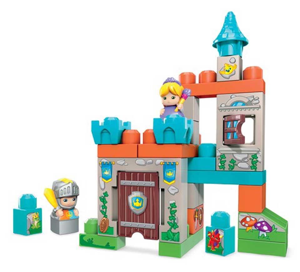 Fisher-Price Mega Bloks Verhalen vertellen koninklijk kasteel