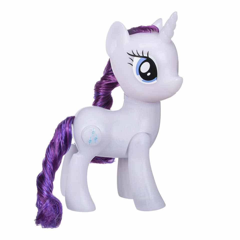 My Little Pony Shining Friends speelfigurenset Rarity
