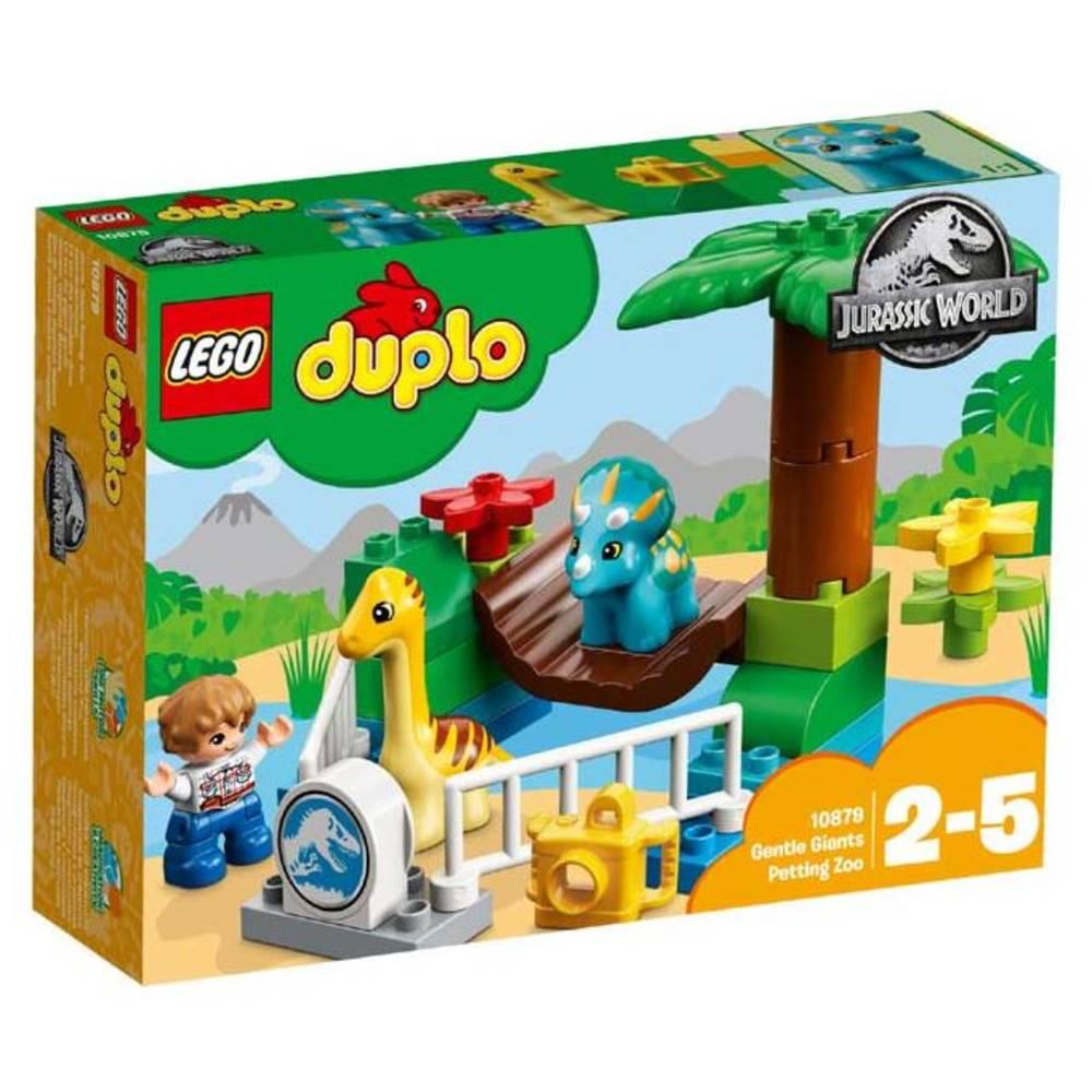 LEGO DUPLO Jurassic World kinderboerderij met vriendelijke reuzen 10879
