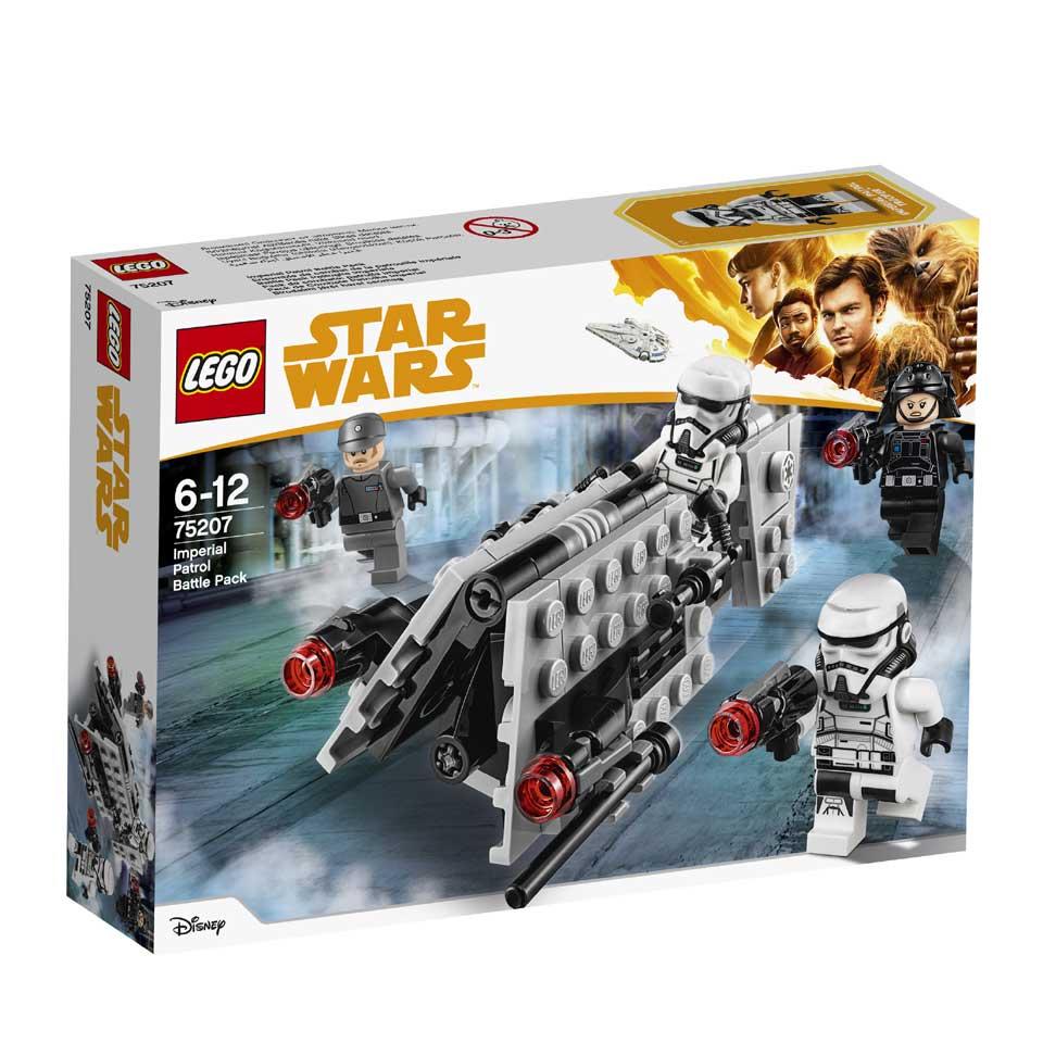 LEGO Star Wars keizerlijke patrouille battle pack 75207