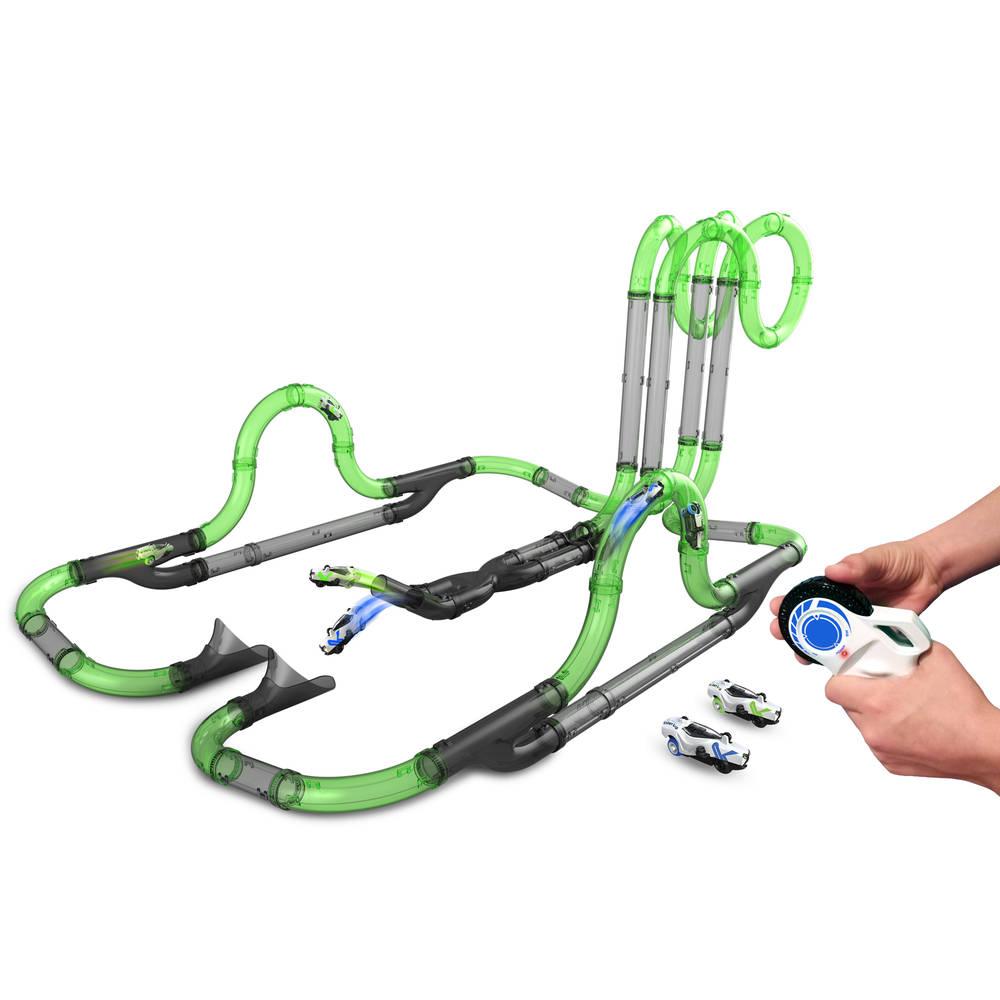 Exost Loop Super Deluxe 3D racebaan set + raceauto's