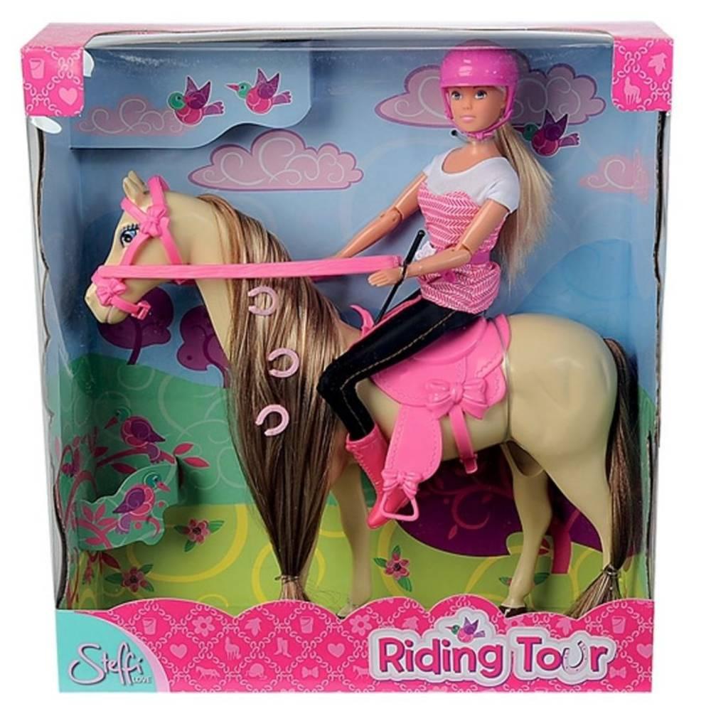 Steffi Love rij outfit en paard - 29 cm